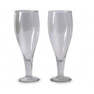 sparkling wine glasses
