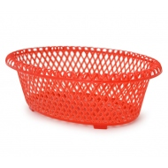 4 pcs. plastic fruit basket