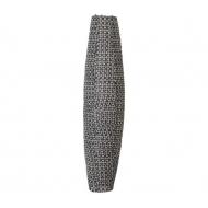 lampshade blockprint long