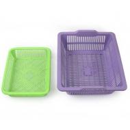 4 pcs. plastic basket, L