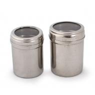12 pcs. spicebox glass-lid