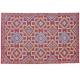 plastic carpet 180x270 cm folded, aztec