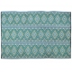 plastic carpet 270x360 cm folded, rhomb