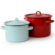 cooking pot enamel