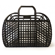 plastic basket, sticked L