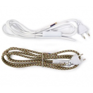 textile cable with switch