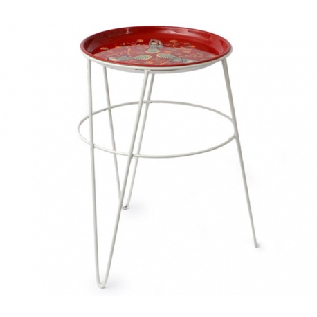 tray stand, metal