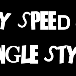 any speed tafel